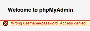 Dreamhost tutorial - Forgot my phpMyAdmin password